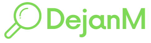 Dejan Mladenovski logo